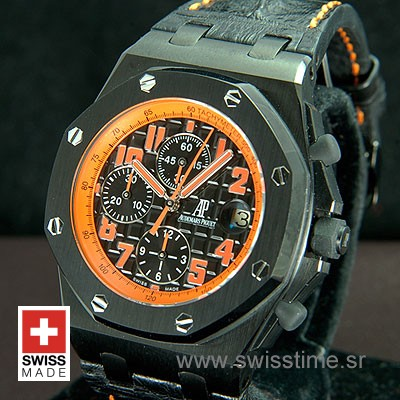 Audemars Piguet Royal Oak Offshore Lava DLC-944