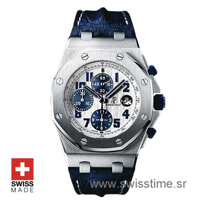 Audemars Piguet Royal Oak Offshore Navy SS-0