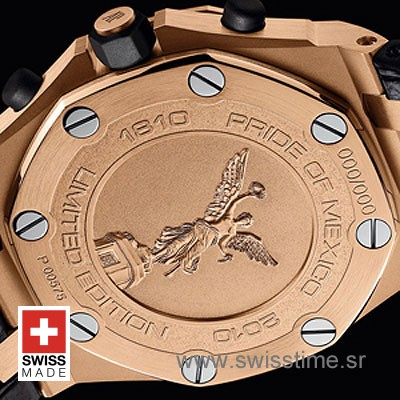 Audemars Piguet Royal Oak Offshore Pride Of Mexico Rose Gold-979