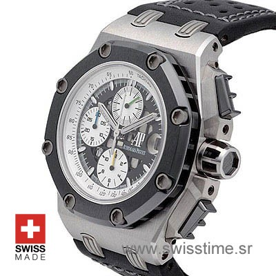 Audemars Piguet Royal Oak Offshore Rubens Barrichello Titanium-1004