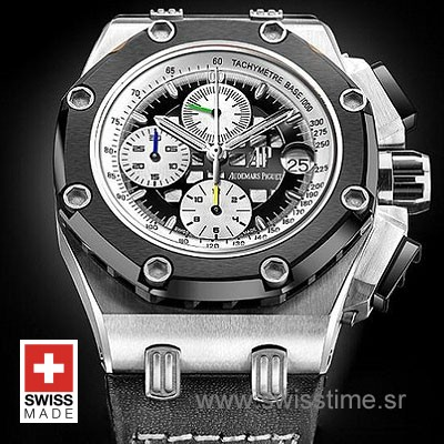 Audemars Piguet Royal Oak Offshore Rubens Barrichello Titanium-1007