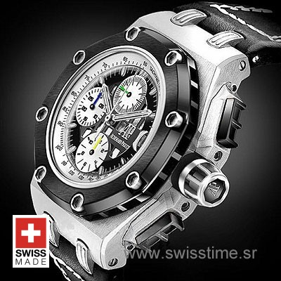 Audemars Piguet Royal Oak Offshore Rubens Barrichello Titanium-1008
