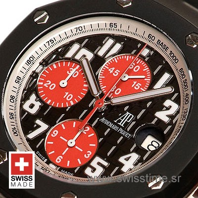 Audemars Piguet Royal Oak Offshore Tour Auto Titanium-1052