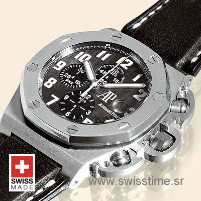 Audemars Piguet Royal Oak Offshore Terminator T3 Black Titanium-1039