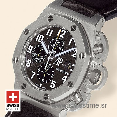 Audemars Piguet Royal Oak Offshore Terminator T3 Black Titanium-1040