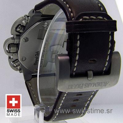 Audemars Piguet Royal Oak Offshore Terminator T3 Black Titanium-1046