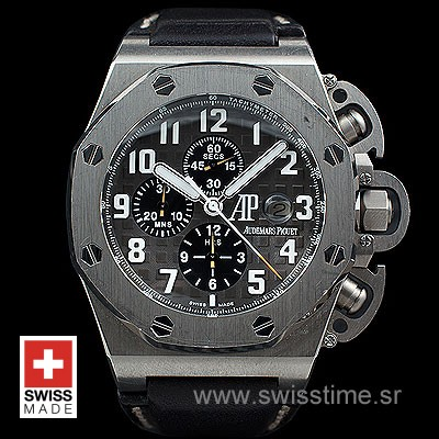 Audemars Piguet Royal Oak Offshore Terminator T3 Black Titanium-1041