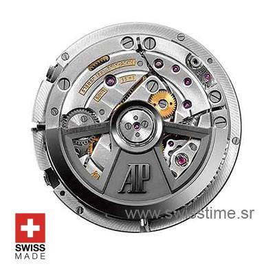 Audemars Piguet Chronograph Swiss Made Clone Calibre 3126 / 3840 based on Swiss 7750 ETA Valjoux