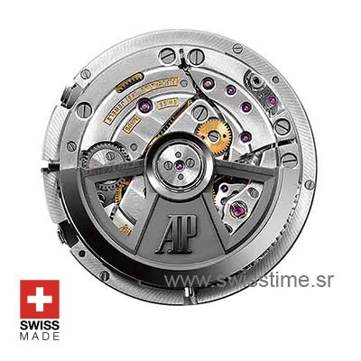 Audemars Piguet Chronograph Swiss Made Clone Calibre 3126 / 3840 based on Swiss 7750 ETA Valjoux