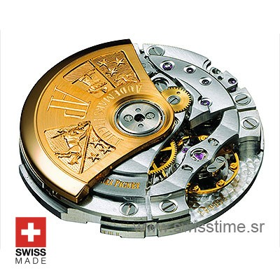 Audemars Piguet Calibre 3126 / 3840 Clone Swiss made movement based on ETA Valoux 7750