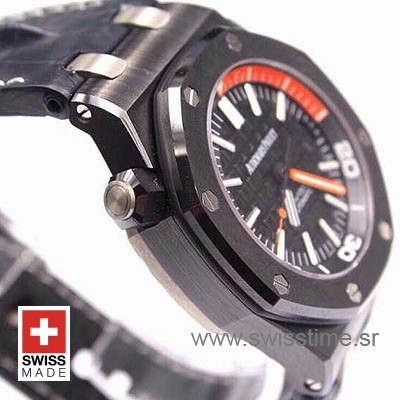 Audemars Piguet Royal Oak Offshore Diver Ceramic | Swisstime