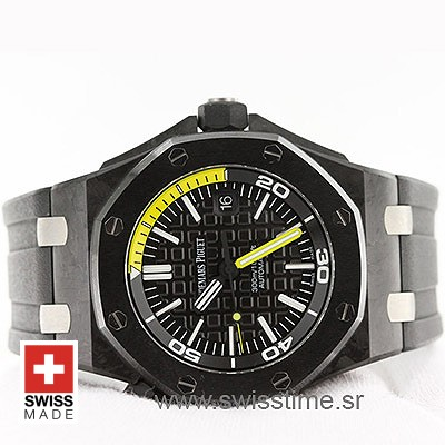 Audemars Piguet Diver Forged Carbon 42mm