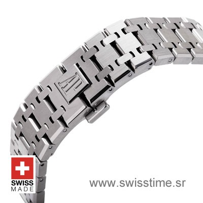 Audemars Piguet Royal Oak Automatic Blue Dail Replica Watch