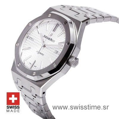 Audemars Piguet Royal Oak Automatic Blue Dail Replica Watch