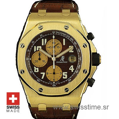 Audemars Piguet Arnold Schwarzenegger | Swiss Replica Watch