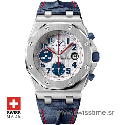 Audemars Piguet Royal Oak Offshore Auto Tour 2012 42mm Replica