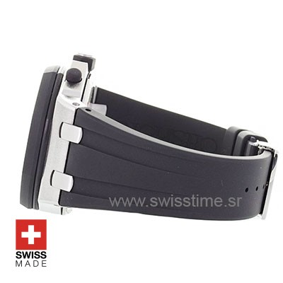 Audemars Piguet Royal Oak Offshore Black Rubber Glad 42mm Swiss Replica