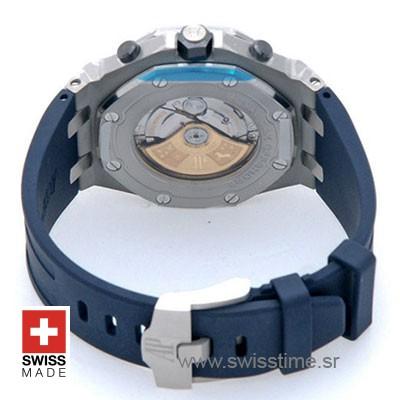Audemars Piguet Royal Oak Offshore Blue Swiss Replica Watch