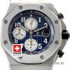 Audemars Piguet Royal Oak Offshore Blue Swiss Replica Watch