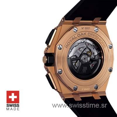 Audemars Piguet Rose Gold Royal Oak Offshore   Swisstime