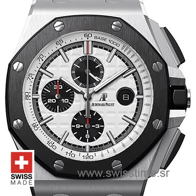 Audemars Piguet Royal Oak Offshore Novelty Chronograph Steel 44m-3476