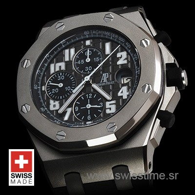 Audemars Piguet Royal Oak Offshore Chronopassion 42mm Titanium