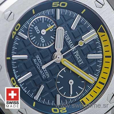 Audemars Piguet Royal Oak Offshore Diver Blue | Swisstime