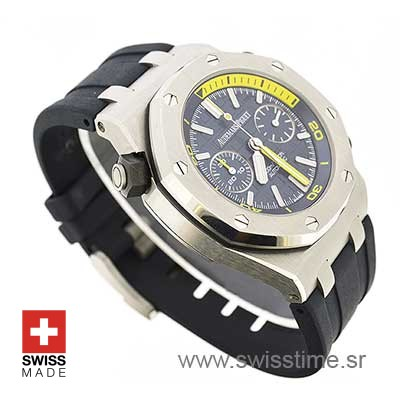 Audemars Piguet Royal Oak Offshore Diver Chronograph Blue 42mm