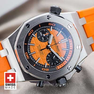 Audemars Piguet Royal Oak Offshore Diver Chronograph Orange 42mm