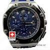 Audemars Piguet Juan Pablo Montoya Titanium Blue | Swisstime