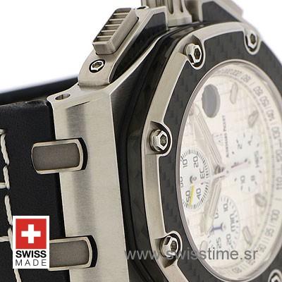 Audemars Piguet Royal Oak Offshore Juan Pablo Montoya 45mm Titanium White