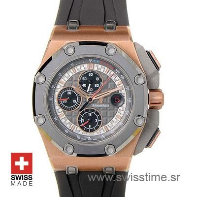 Audemars Piguet Michael Schumacher | Gold Replica Watch