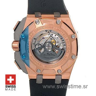 Audemars Piguet Royal Oak Offshore Michael Schumacher Gold 44mm Replica