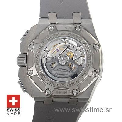Audemars Piguet Michael Schumacher | Titanium Replica Watch