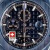 Audemars Piguet Royal Oak Offshore Novelty Chronograph 2017 Ceramic Gold Black 44m