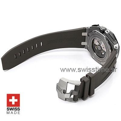 Audemars Piguet Royal Oak Offshore Novelty Chronograph 2017 Titanium Grey 44m Swiss Replica
