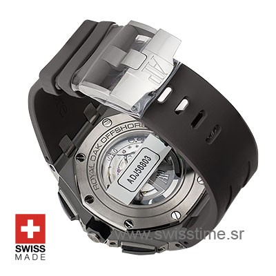 Audemars Piguet Royal Oak Offshore Novelty Titanium Watch