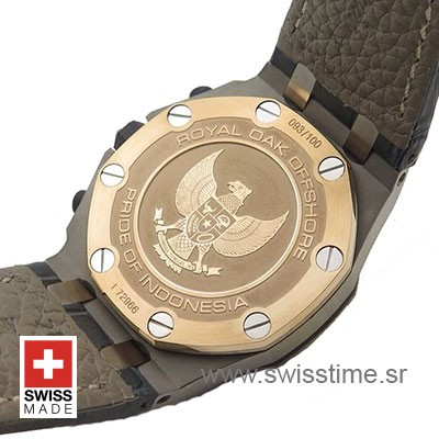Audemars Piguet Royal Oak Offshore Pride of Indonesia Watch