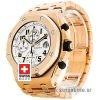 Audemars Piguet Royal Oak Offshore | Rose gold Replica Watch