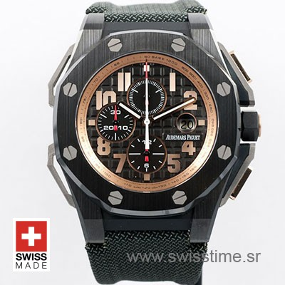 Audemars Piguet Royal Oak Offshore the Legacy | Swisstime