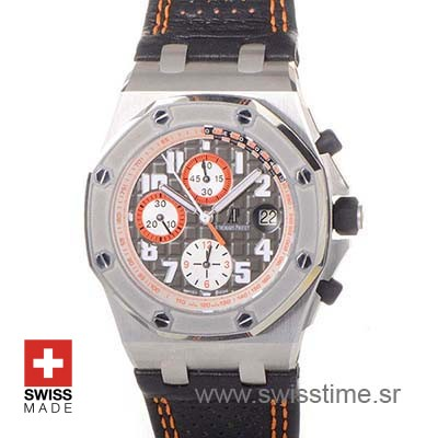 Audemars Piguet Royal Oak Offshore Tour Automatic | Swisstime