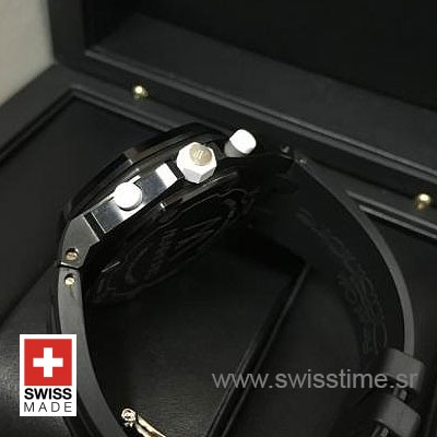 Audemars Piguet Royal Oak Offshore Marcus London Black DLC 42mm Swiss Replica