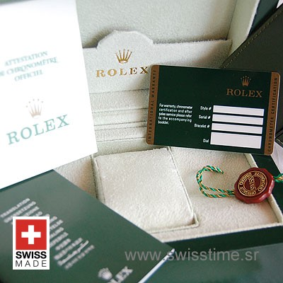 Rolex Box Set With Papers-1894