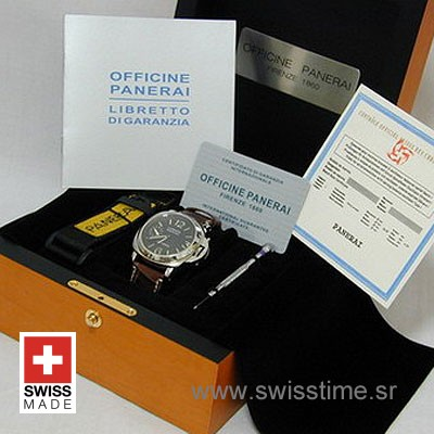 Panerai Watch Box Set with all Seal Tags & Papers | Swisstime