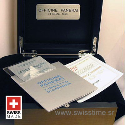 Panerai Box Set With Papers-1901