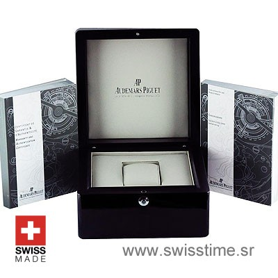 Audemars Piguet Watch Box Set With all Papers & warranty card