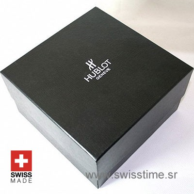 Hublot Watch Box Set with Authenticity papers & Warranty Card