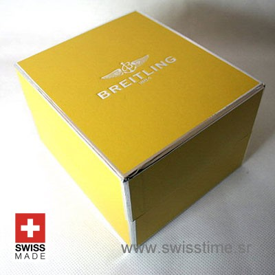 Breitling Box Set With Papers-1925