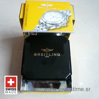 Breitling Box Set With Papers-1923