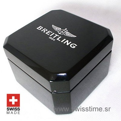 Breitling Box Set With Papers-1922